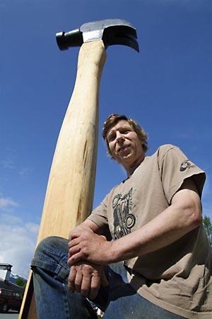 19 foot hammer