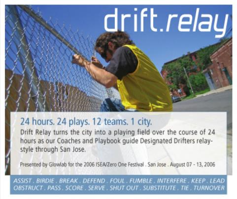Drift Relay